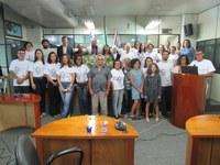 """Câmara Municipal realiza Sessão Solene em homenagem aos 90 anos do Grêmio Espírita Valentina Miranda """"Amor e Verdade"""""""